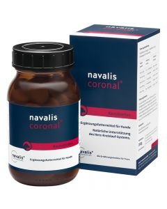 navalis coronal® DOG Kautabletten – für ein starkes Herz