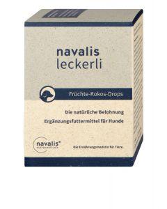 navalis® leckerli Früchte-Kokos-Drops DOG