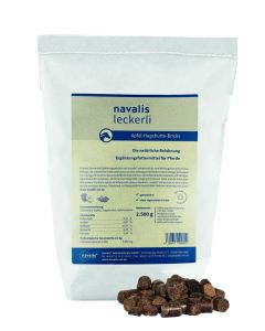 navalis® leckerli Apfel-Hagebutte-Bricks HORSE Nachfüllpack